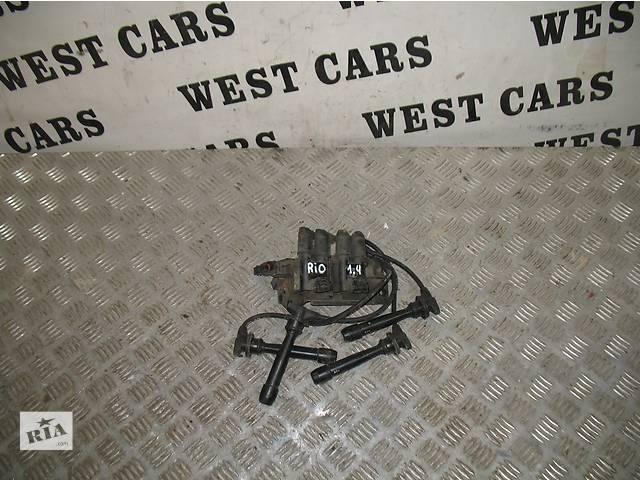Б/у катушка зажигания для легкового авто Kia Rio 2006- объявление о продаже  в Луцке