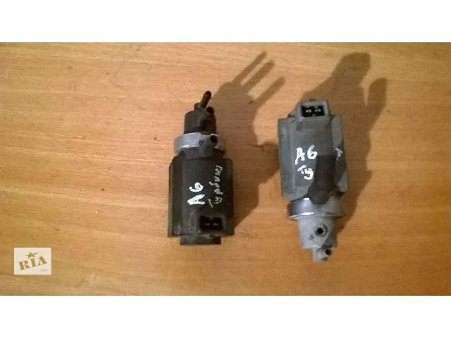 Б/у клапан пневматический (вакуумное управление турбиной) для универсала Audi A6 С 5 1999,2000г- объявление о продаже  в Николаеве