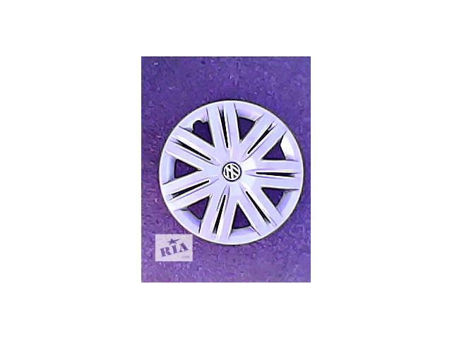 продам Б/у колпак на диск для легкового авто Volkswagen  r14 бу в Харькове