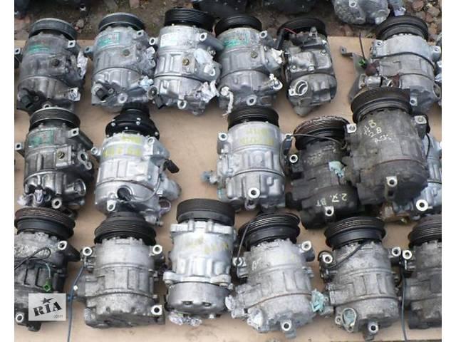 купить бу Б/у компрессор кондиционера для легкового авто BMW 5 Series E60 в Ужгороде