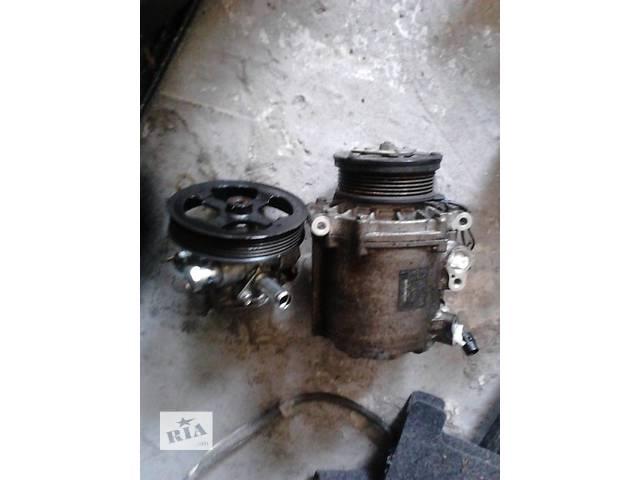 купить бу Б/у компрессор кондиционера для легкового авто Mitsubishi Lancer X в Днепре (Днепропетровск)