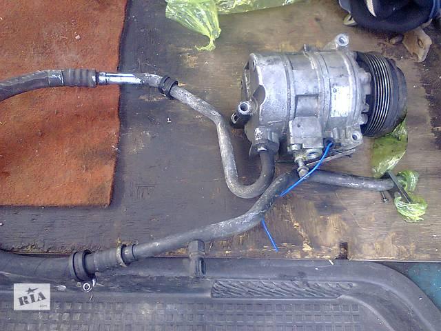 бу Б/у компрессор кондиционера для микроавтобуса Mercedes Vito в Львове