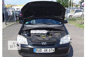 б/у Стартеры/бендиксы/щетки Hyundai Getz