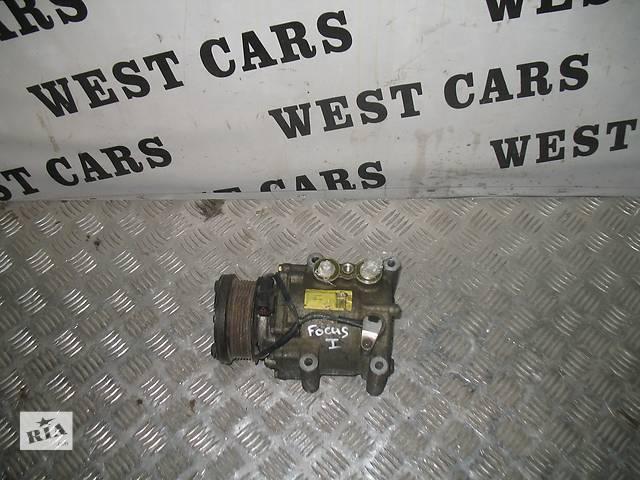 купить бу б/у Кондиционер, обогреватель, вентиляция Компрессор кондиционера Легковой Ford Focus 2002 в Луцке