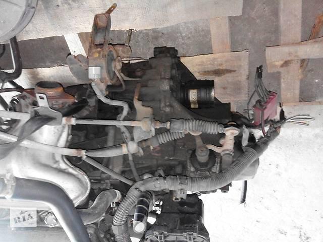 купить бу Б/у Коробка передач КПП Мотор 1,3 бензин Тойота Ярис Toyota Yaris 2001 в Рожище