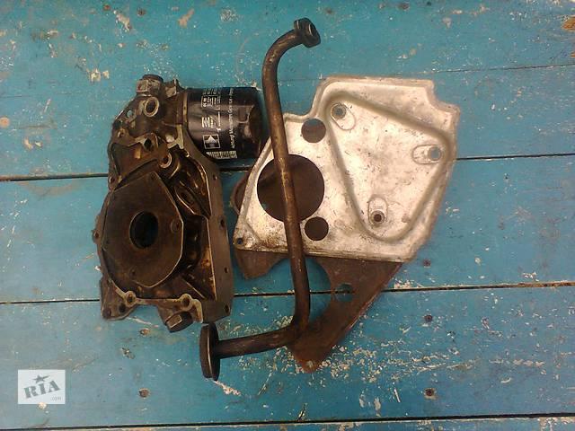 продам Б/у корпус масляного фильтра масляный насос для легкового авто Opel Ascona бу в Новограде-Волынском
