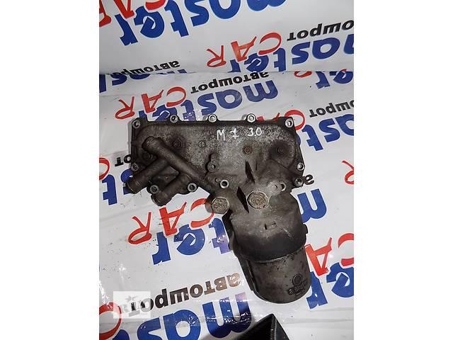 Б/у корпус масляного фильтра + теплообменик Renault Master Рено Мастер Оpel Movano Опель Мовано 3.0 2003-2010.- объявление о продаже  в Ровно