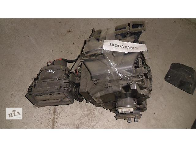 купить бу Б/у корпус печки для легкового авто Skoda Fabia 2009 в Коломые