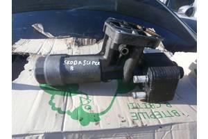 б/у Корпуса топливного фильтра Skoda SuperB