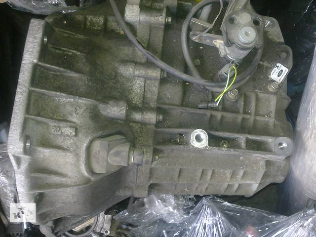 Б/у кпп для легкового авто Ford Tourneo Connect- объявление о продаже  в Пустомытах (Львовской обл.)