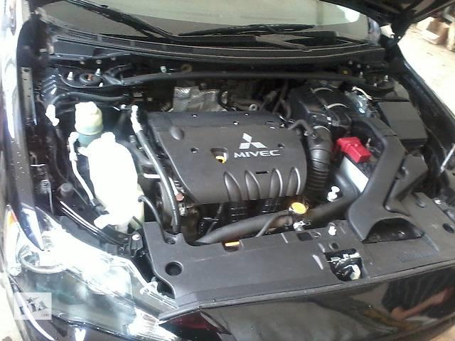 бу Б/у кпп для легкового авто Mitsubishi Lancer X в Днепре (Днепропетровск)