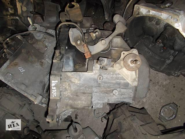 купить бу Б/у Коробка передач КПП Peugeot 406 2.1 td № 20LE48 в Стрые