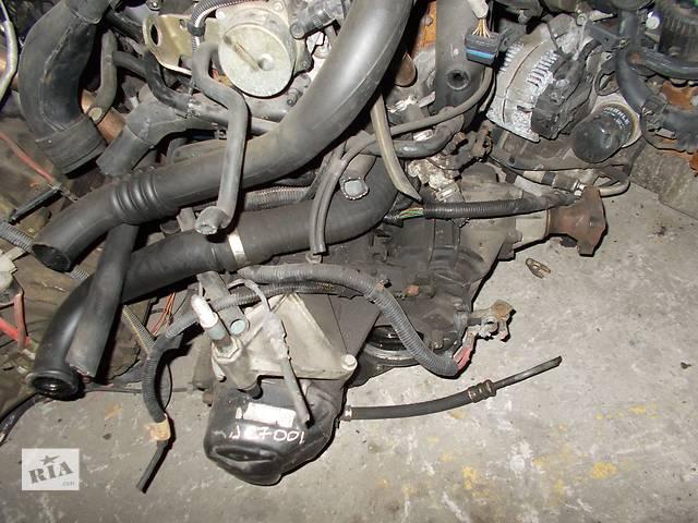 купить бу Б/у Коробка передач КПП Renault Scenic RX4 1.9 dci 4x4 № JC7001 в Стрые
