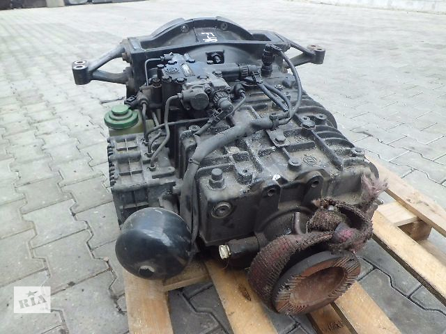 купить бу Б/у КПП механическая для MAN TGL в Черновцах