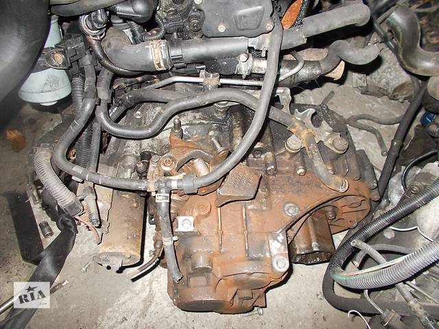 бу Б/у Коробка передач КПП Seat Alhambra 1.9 2.0 TDI № JBN 6-ти ступка в Стрые