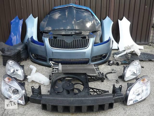 продам Б/у крыло переднее для легкового авто Skoda Fabia бу в Львове
