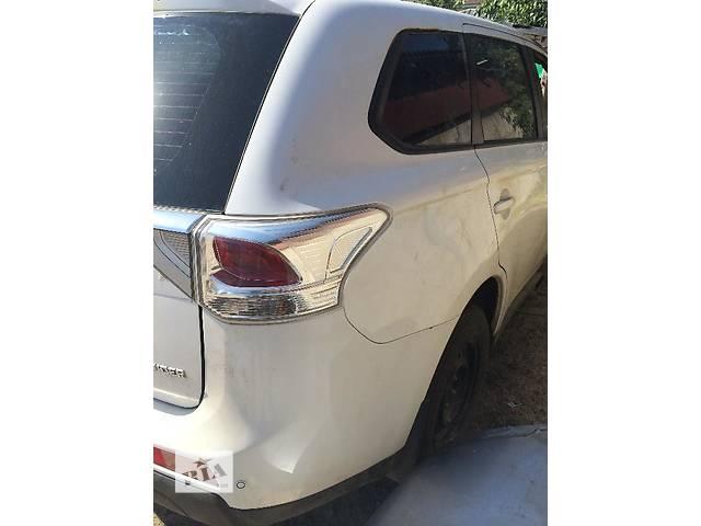 Б/у крыло заднее для легкового авто Mitsubishi Outlander- объявление о продаже  в Киеве
