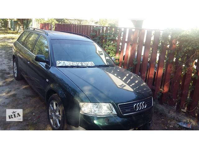 купить бу Б/у крыло заднее для универсала Audi A6 Avant в Киеве