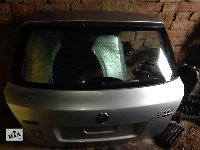 бу Б/у крышка багажника для хэтчбека Skoda Estelle в Виннице
