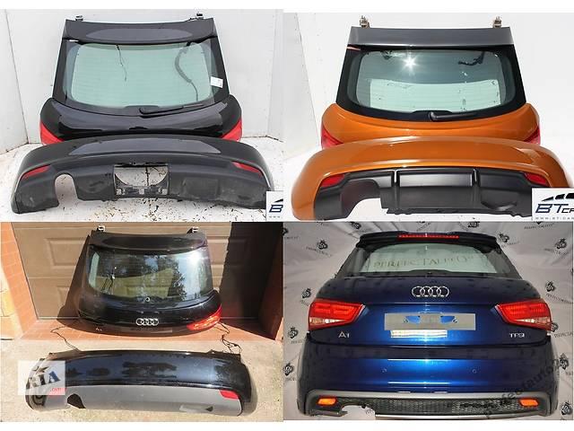 купить бу Б/у крышка багажника для легкового авто Audi A1 в Львове
