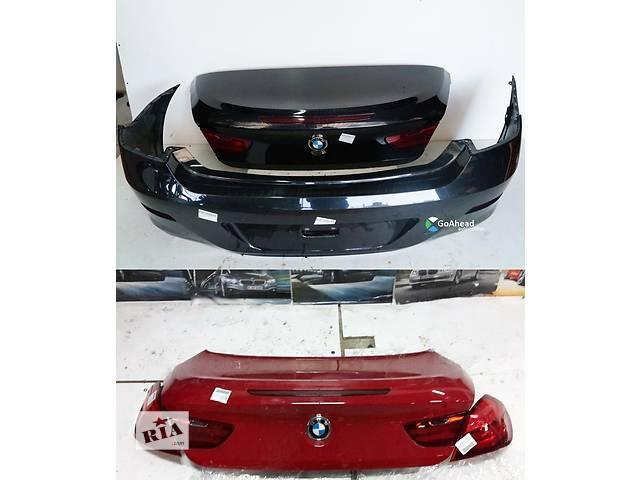 продам Б/у крышка багажника для легкового авто BMW 6 Series f12 f13 бу в Львове