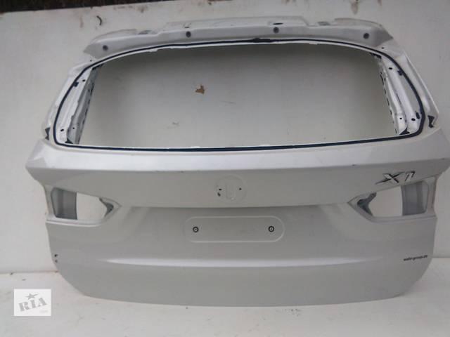 бу Б/у крышка багажника для легкового авто BMW X1 f48 в Львове