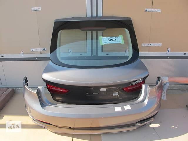 купить бу Б/у крышка багажника для легкового авто BMW X6 f16 в Львове
