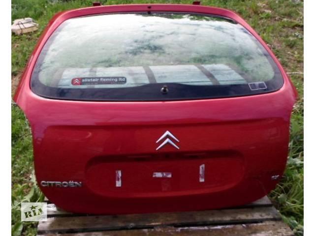 Б/у крышка багажника для легкового авто Citroen Xsara Picasso- объявление о продаже  в Хмельницком