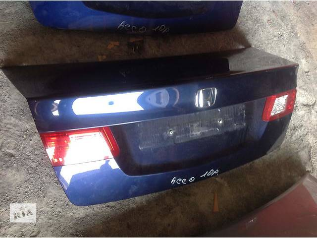 Б/у крышка багажника для легкового авто Honda Accord- объявление о продаже  в Ровно