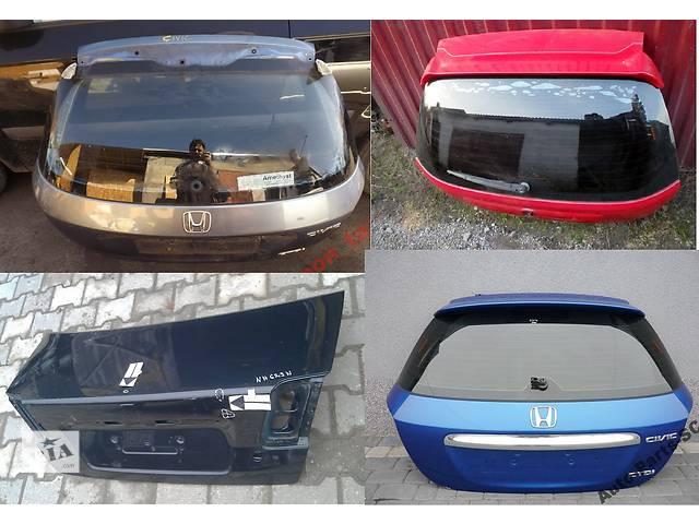Б/у крышка багажника для легкового авто Honda Civic vii- объявление о продаже  в Львове