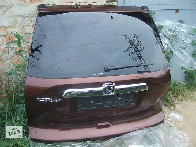 продам Б/у крышка багажника для легкового авто Honda CR-V бу в Ровно