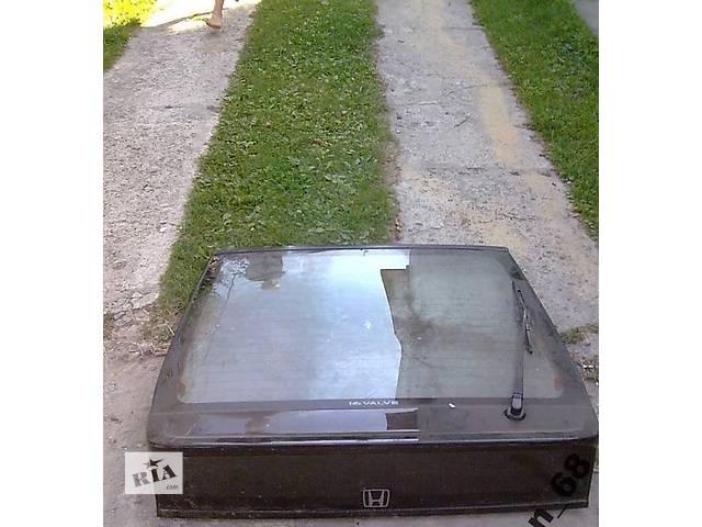 Б/у крышка багажника для легкового авто Honda CRX- объявление о продаже  в Львове
