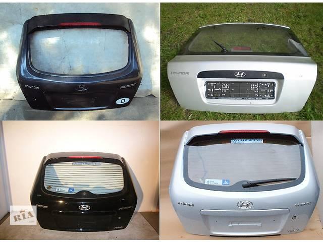 купить бу Б/у крышка багажника для легкового авто Hyundai Accent в Львове