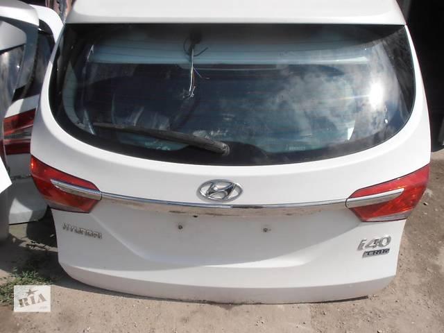 продам Б/у крышка багажника для легкового авто Hyundai i40 бу в Львове