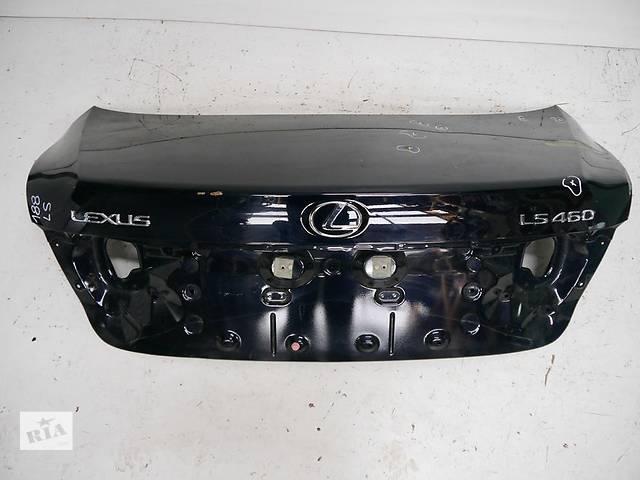 бу Б/у крышка багажника для легкового авто Lexus LS 460 в Львове