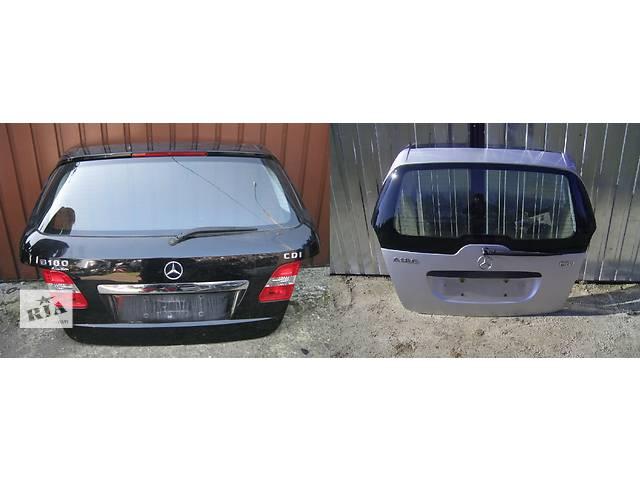 продам Б/у крышка багажника для легкового авто Mercedes A-Class w169 04-12 бу в Львове