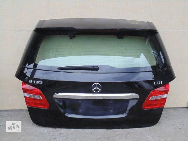 продам Б/у крышка багажника для легкового авто Mercedes B-Class w246 11- бу в Львове
