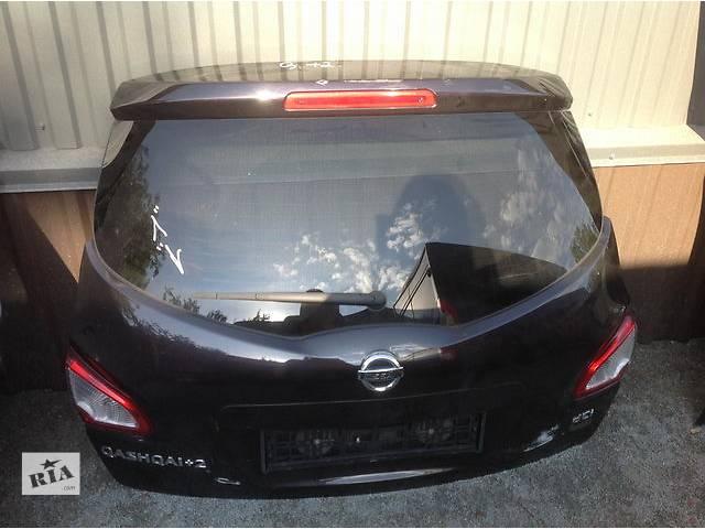 купить бу Б/у крышка багажника для легкового авто Nissan Qashqai+2 в Ровно