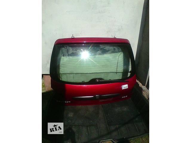Б/у крышка багажника для легкового авто Peugeot 206- объявление о продаже  в Ковеле