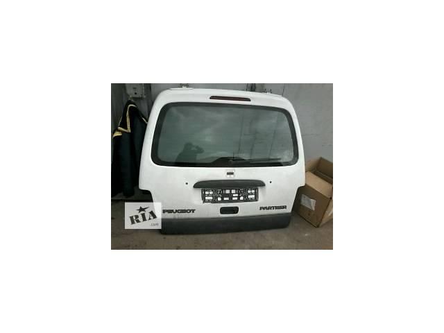 продам Б/у крышка багажника для легкового авто Peugeot Partner бу в Луцке