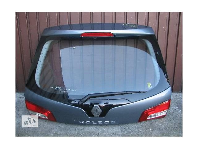 купить бу Б/у крышка багажника для легкового авто Renault Koleos в Львове