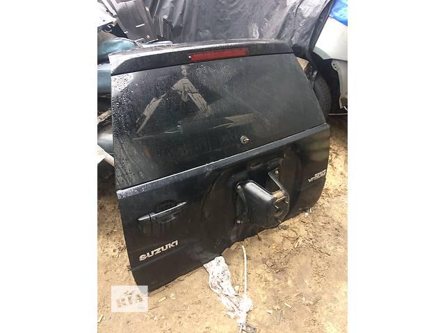 продам Б/у крышка багажника для легкового авто Suzuki Grand Vitara (5d) бу в Киеве