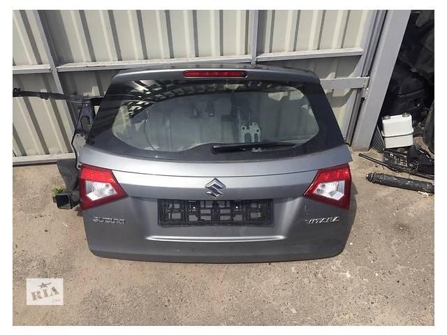 Б/у крышка багажника для легкового авто Suzuki Grand Vitara- объявление о продаже  в Ровно