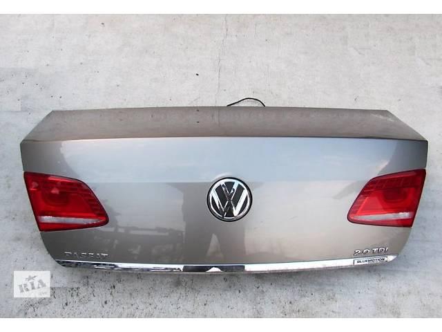 купить бу Б/у крышка багажника для легкового авто Volkswagen Passat B7 в Чернигове