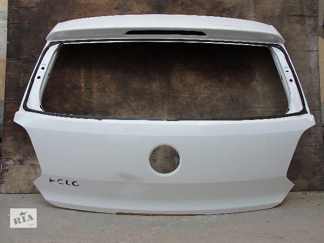 продам Б/у крышка багажника для легкового авто Volkswagen Polo ДЕШЕВО В НАЛИЧИИ!!! бу в Львове