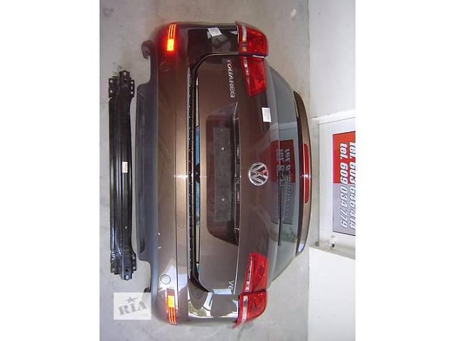 купить бу Б/у крышка багажника для легкового авто Volkswagen Touareg в Одессе