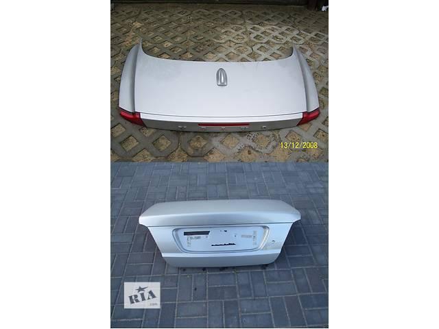 Б/у крышка багажника для легкового авто Volvo C70- объявление о продаже  в Львове