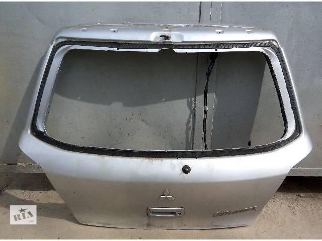 Б/у крышка багажника для Mitsubishi Outlander 2006- объявление о продаже  в Одессе