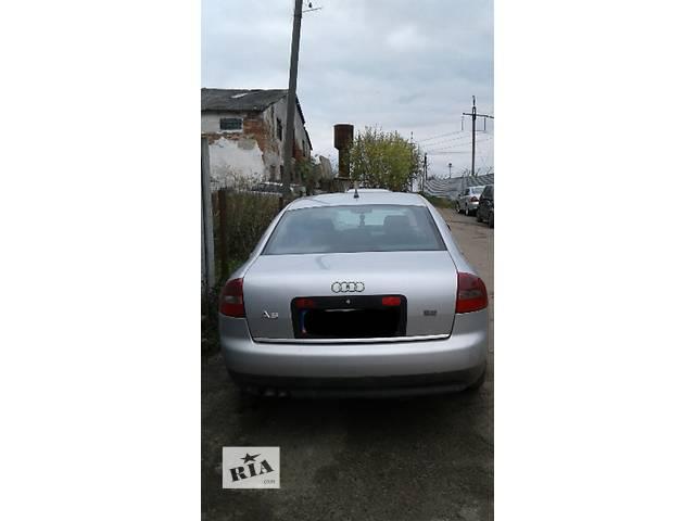 продам Б/у крышка багажника для седана Audi A6 бу в Львове