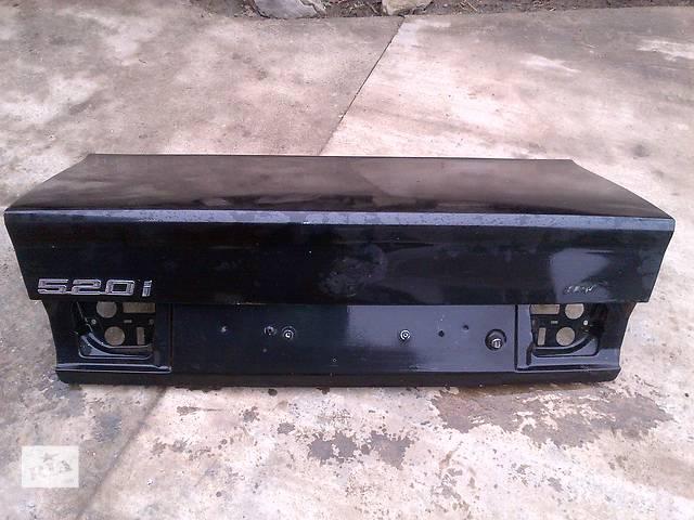 бу Б/у крышка багажника для седана BMW 520 в Калуше